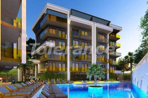 Продажа квартиры в Аланье, Анталья, Турция 2+1, №3910 – фото 2