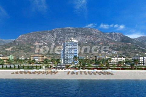 Продажа квартиры в Махмутларе, Анталья, Турция 3+1, 73м2, №3603 – фото 1