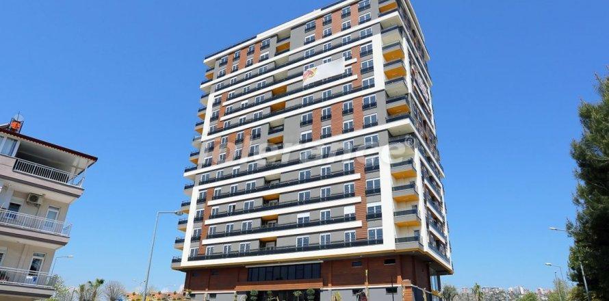 Квартира 2+1 в Анталье, Турция №2990