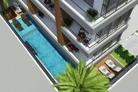 Продажа квартиры в Аланье, Анталья, Турция 1+1, 55м2, №2887 – фото 11