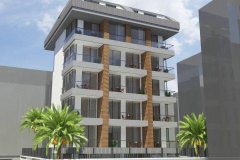 Продажа квартиры в Аланье, Анталья, Турция 1+1, 55м2, №2887 – фото 9