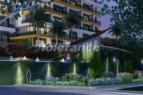 Продажа квартиры в Аланье, Анталья, Турция 1+1, №3254 – фото 3