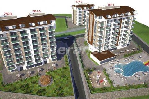 Продажа квартиры в Аланье, Анталья, Турция 2+1, 46м2, №3518 – фото 2