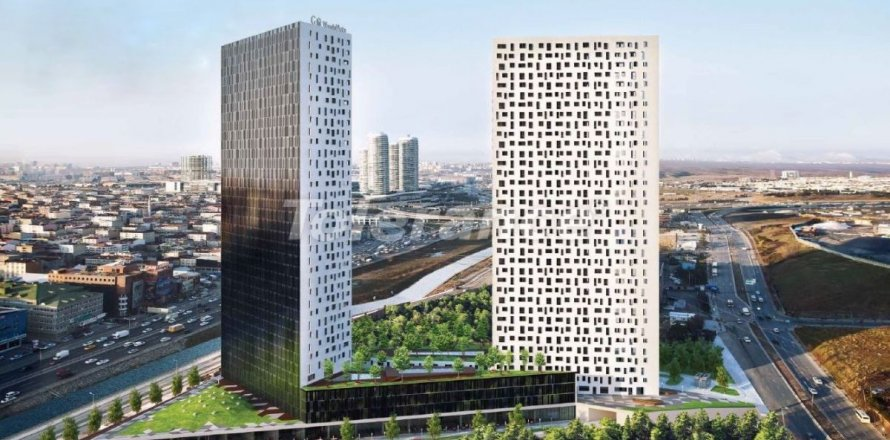 Коммерческая недвижимость 63м2 в Стамбуле, Турция №2966