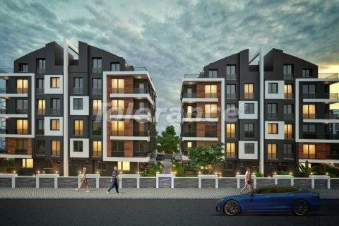 Продажа квартиры в Анталье, Турция 4+1, 95м2, №3181 – фото 3