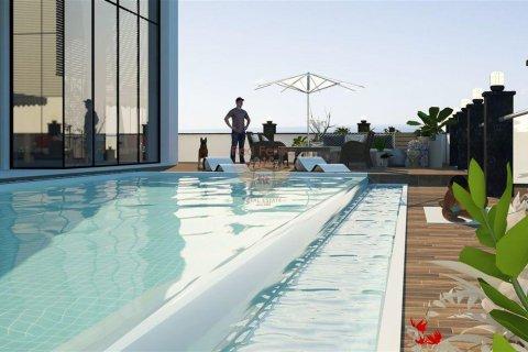 Продажа квартиры в Аланье, Анталья, Турция 3+1, №2562 – фото 1