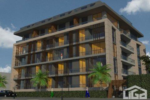 Продажа квартиры в Аланье, Анталья, Турция 1+1, 57м2, №2727 – фото 9