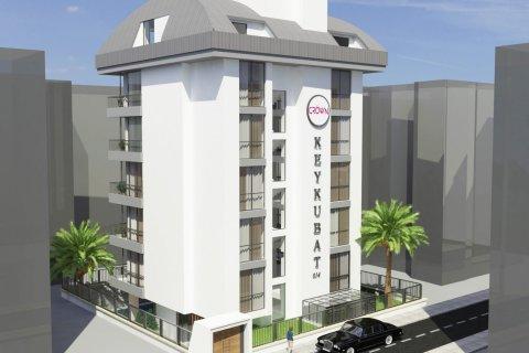 Продажа квартиры в Аланье, Анталья, Турция 1+1, 55м2, №2887 – фото 5
