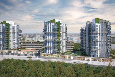 Продажа квартиры в Стамбуле, Турция 1+1, 87м2, №3147 – фото 2