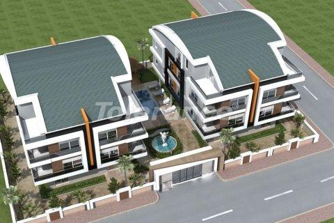 Продажа квартиры в Ларе, Анталья, Турция 5+1, №2976 – фото 2