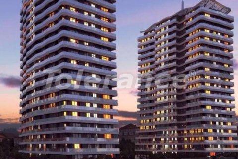 Продажа квартиры в Стамбуле, Турция 1+1, 80м2, №3433 – фото 3