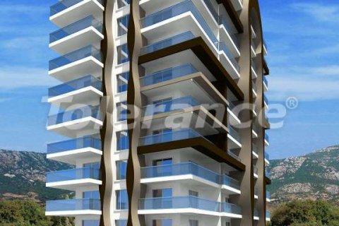 Продажа квартиры в Махмутларе, Анталья, Турция 1+1, 70м2, №3656 – фото 4