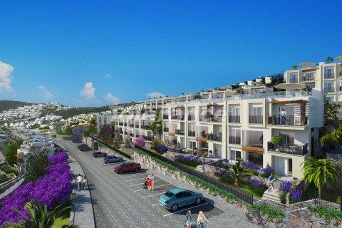 Продажа квартиры в Бодруме, Мугла, Турция 2+1, 60м2, №3457 – фото 5
