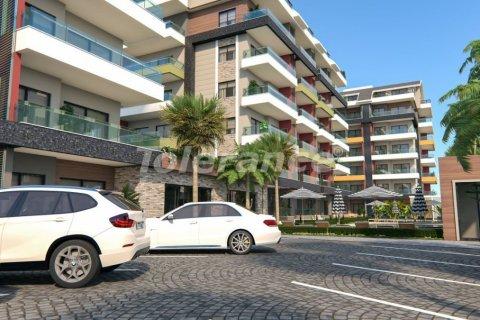 Продажа квартиры в Аланье, Анталья, Турция 1+1, №3097 – фото 5