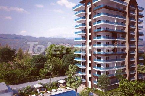 Продажа квартиры в Махмутларе, Анталья, Турция 1+1, 70м2, №3656 – фото 1