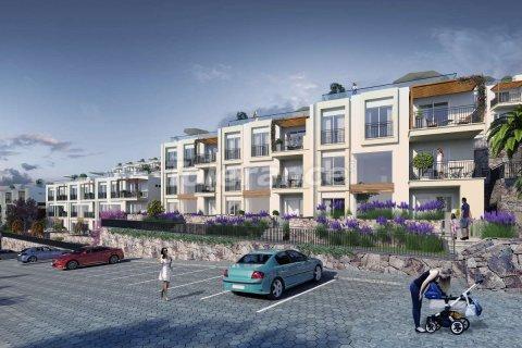 Продажа квартиры в Бодруме, Мугла, Турция 2+1, 60м2, №3457 – фото 2