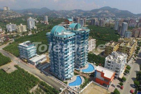 Продажа квартиры в Махмутларе, Анталья, Турция 1+1, 56м2, №3765 – фото 1