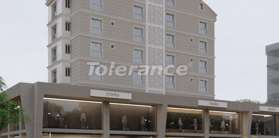 Квартира 2+1 в Анталье, Турция №2968