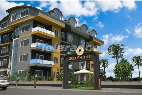 Продажа квартиры в Аланье, Анталья, Турция 2+1, №3400 – фото 8