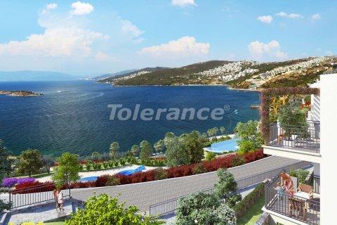 Продажа квартиры в Бодруме, Мугла, Турция 2+1, 60м2, №3457 – фото 8