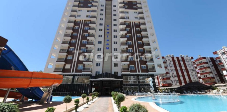 Квартира 1+1 в Махмутларе, Анталья, Турция №3507