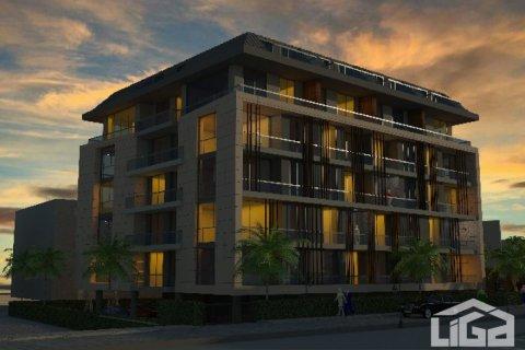 Продажа квартиры в Аланье, Анталья, Турция 1+1, 57м2, №2727 – фото 2
