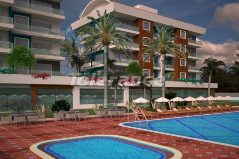 Продажа квартиры в Аланье, Анталья, Турция 7+1, 70м2, №3133 – фото 2