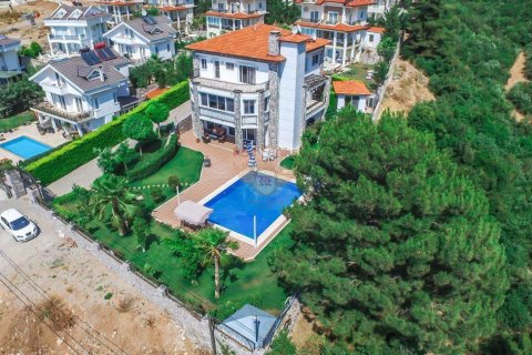 Продажа виллы в Фетхие, Мугла, Турция 5 комн., 550м2, №2610 – фото 27