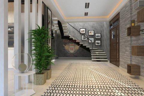 Продажа виллы в Аланье, Анталья, Турция 4+1, 200м2, №2574 – фото 7