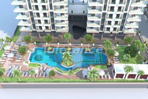 Продажа квартиры в Махмутларе, Анталья, Турция 1+1, 70м2, №3306 – фото 3