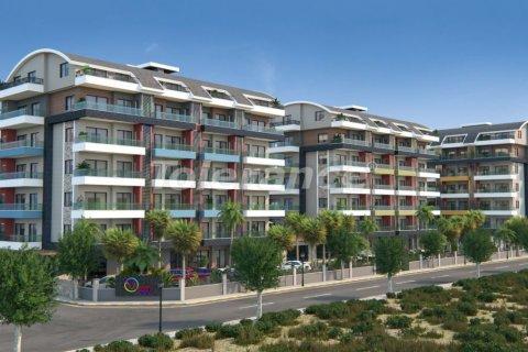 Продажа квартиры в Аланье, Анталья, Турция 1+1, №3097 – фото 2