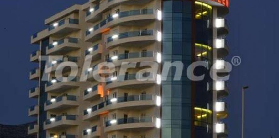 Квартира 3+1 в Махмутларе, Анталья, Турция №3638