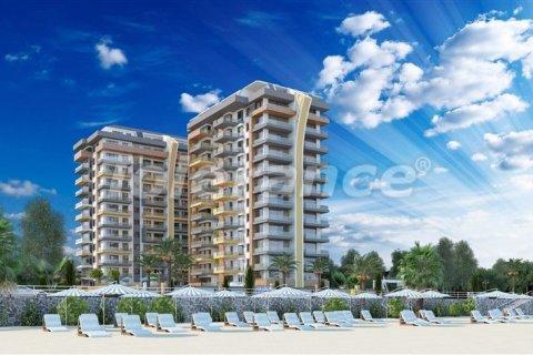 Продажа квартиры в Махмутларе, Анталья, Турция 1+1, 67м2, №3042 – фото 4
