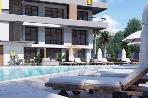 Продажа квартиры в Аланье, Анталья, Турция 4+1, 250м2, №2535 – фото 2
