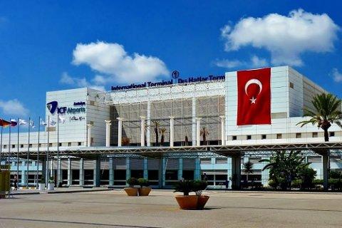Аэропорты Антальи