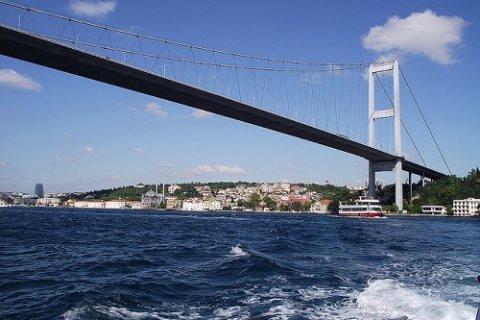 Босфорский мост №1