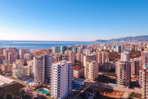 Продажа квартиры в Махмутларе, Анталья, Турция 1+1, 70м2, №2731 – фото 9