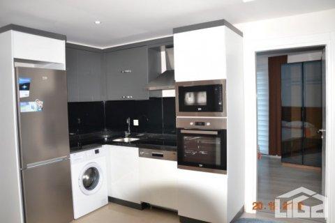 Продажа квартиры в Каргыджаке, Аланья, Анталья, Турция 1+1, 70м2, №3924 – фото 6