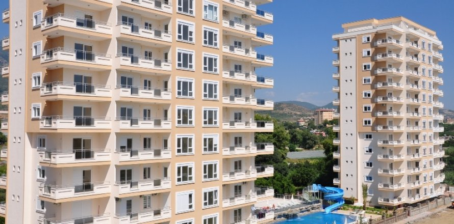 Квартира 3+1 в Махмутларе, Анталья, Турция №2890