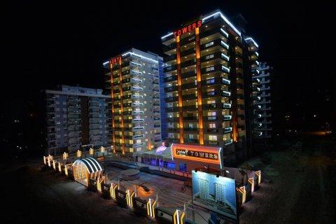 Продажа квартиры в Махмутларе, Анталья, Турция 2+1, 119м2, №2934 – фото 4