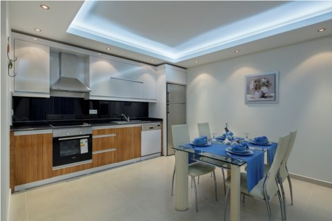 Продажа квартиры в Махмутларе, Анталья, Турция 1+1, 63м2, №2879 – фото 4