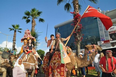 Фестивали Аланьи - рай для любителей развлечений