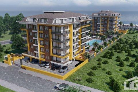Продажа квартиры в Кестеле, Анталья, Турция 2+1, 102м2, №2726 – фото 11