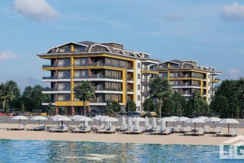 Продажа квартиры в Кестеле, Анталья, Турция 2+1, 102м2, №2726 – фото 1