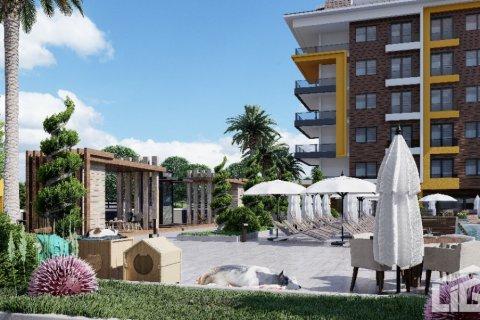 Продажа квартиры в Кестеле, Анталья, Турция 2+1, 102м2, №2726 – фото 4