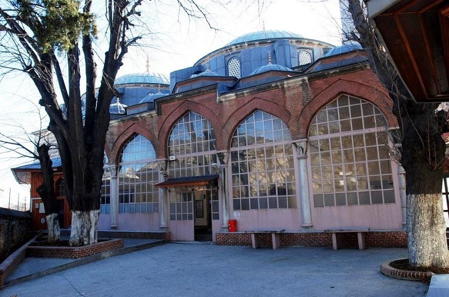 Мечеть Хюррем в Турции