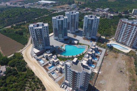 Квартира 1+1 в Тёмюк, Турция №2743 - 1