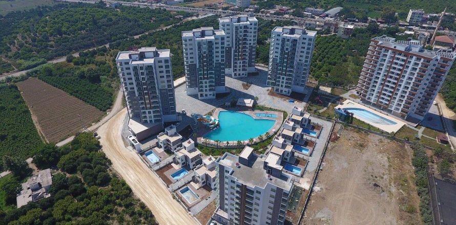 Квартира 1+1 в Тёмюк, Турция №2743