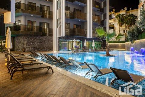 Продажа квартиры в Аланье, Анталья, Турция 1+1, 54м2, №3936 – фото 20