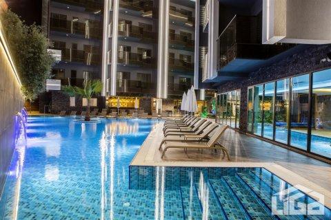 Продажа квартиры в Аланье, Анталья, Турция 1+1, 54м2, №3936 – фото 1
